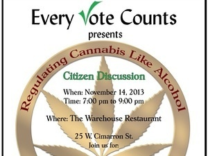 Citizen Discussion: Regulating Cannabis Like Alcohol