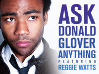 Homecoming Presents: Ask Donald Glover Anything feat. Reggie Watts