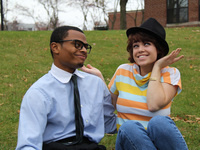 "Department of Theatre and Dance: ""Barefoot in the Park"""