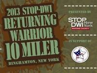 2013 Stop-DWI Returning Warrior 10-Miler and 5-Miler