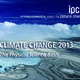 Local and Global Impacts of Climate Change: Predictions of the 5th IPCC Report