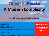 China-US-Russia: A Modern Complexity