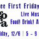 Free First Fridays! Concert